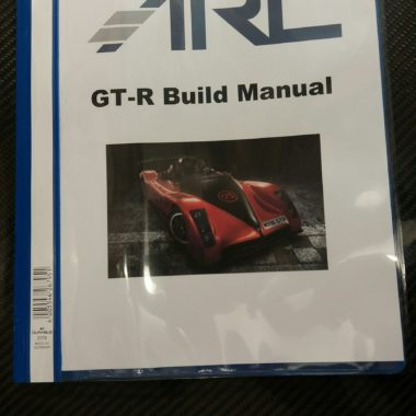Updated build manual for GT-R